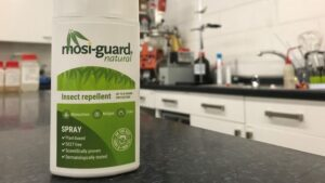 Product found in insect repellent could kill coronavirus, military study shows